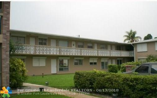 3600 Monroe St #22, Hollywood, FL 33021 (MLS #F10118198) :: Green Realty Properties