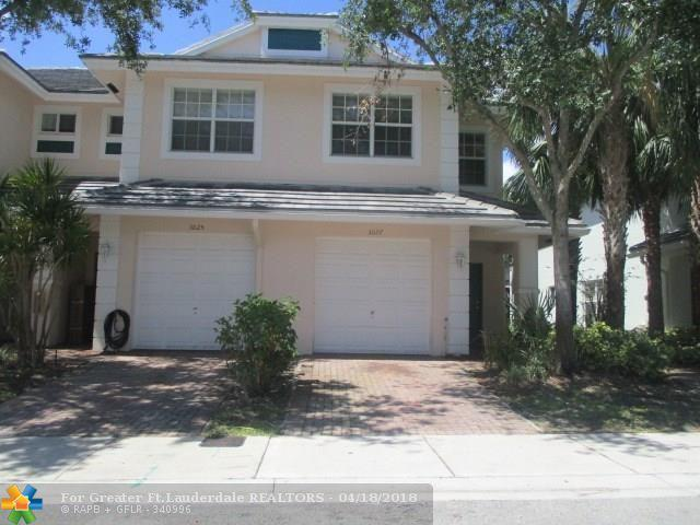 3027 NW 30th Ave #3027, Oakland Park, FL 33311 (MLS #F10118899) :: Castelli Real Estate Services