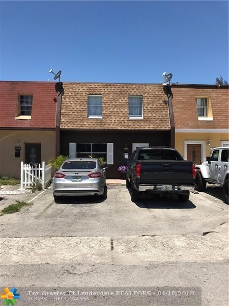 5953 NW 25th St #5953, Sunrise, FL 33313 (MLS #F10118933) :: Castelli Real Estate Services