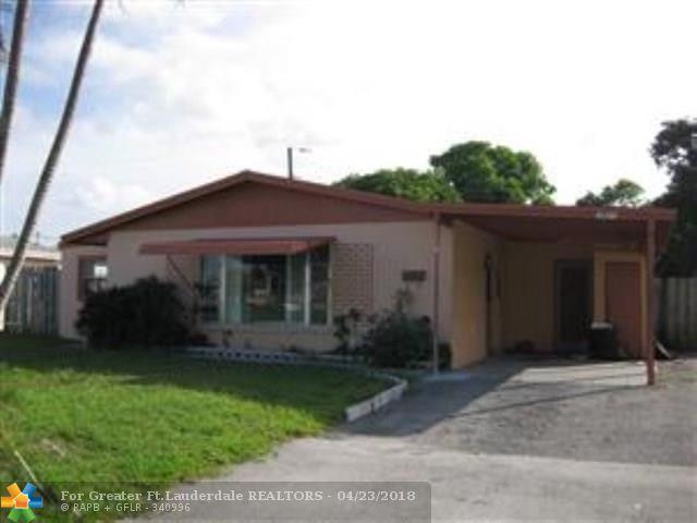1851 NW 5th Ter, Pompano Beach, FL 33060 (MLS #F10119015) :: Green Realty Properties