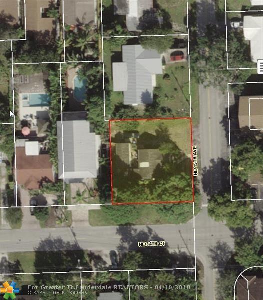 3451 NE 15th Ave, Oakland Park, FL 33334 (MLS #F10119045) :: Green Realty Properties