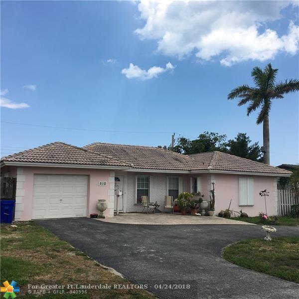 510 SE 17th Ave, Deerfield Beach, FL 33441 (MLS #F10119142) :: Green Realty Properties