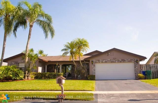 7010 NW 21st Ct, Margate, FL 33063 (MLS #F10119173) :: The O'Flaherty Team