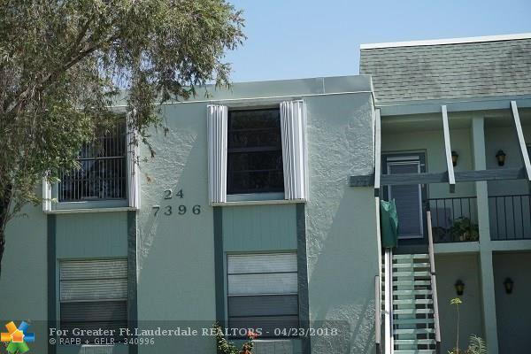 7396 NW 18th St #205, Margate, FL 33063 (MLS #F10119222) :: United Realty Group