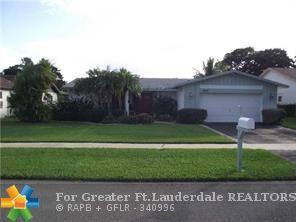 9454 NW 46th St, Sunrise, FL 33351 (MLS #F10119665) :: Green Realty Properties