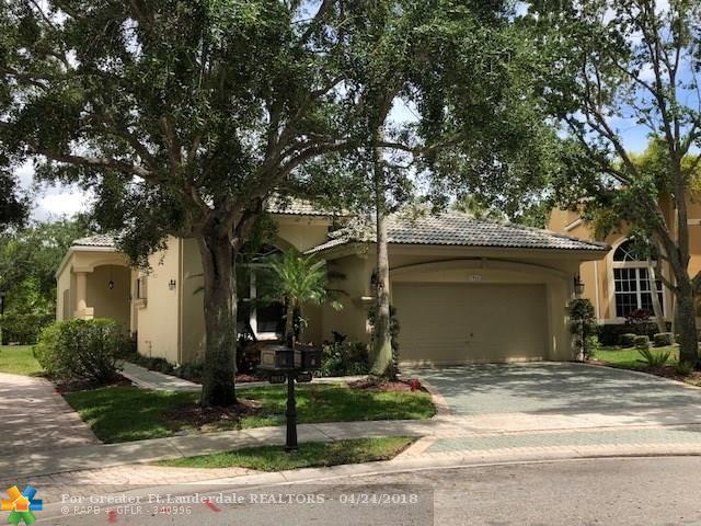 5925 NW 125th Ave, Coral Springs, FL 33076 (MLS #F10119822) :: Green Realty Properties