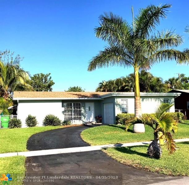 2521 NW 98th Ave, Sunrise, FL 33322 (MLS #F10119866) :: Green Realty Properties
