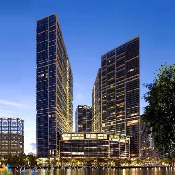465 Brickell Ave #5504, Miami, FL 33131 (MLS #F10119970) :: Green Realty Properties