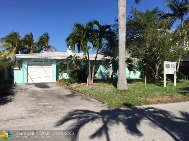 1701 SE 12th Ct, Fort Lauderdale, FL 33316 (MLS #F10120827) :: Green Realty Properties