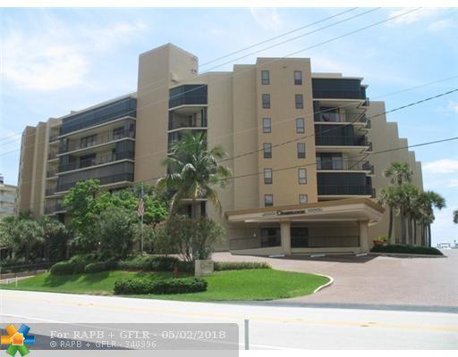 1167 Hillsboro Mile #602, Hillsboro Beach, FL 33062 (MLS #F10121013) :: Green Realty Properties