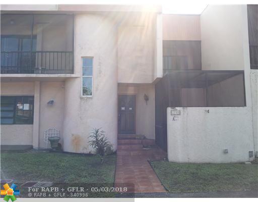 2700 S University Dr 1A, Davie, FL 33328 (MLS #F10121153) :: Green Realty Properties