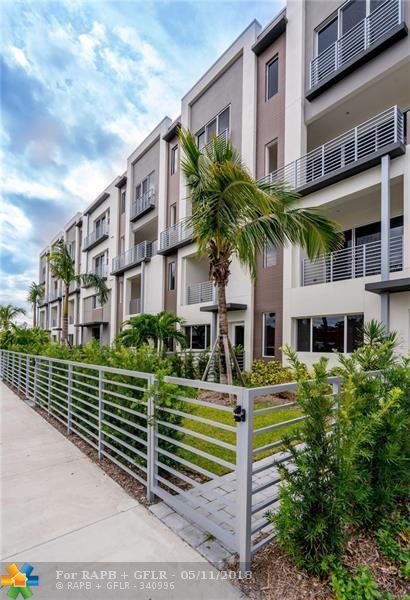 1045 NE 18th Ave #306, Fort Lauderdale, FL 33304 (MLS #F10121539) :: Green Realty Properties