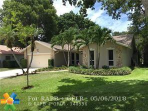7005 NW 43rd St, Coral Springs, FL 33065 (MLS #F10121618) :: Green Realty Properties