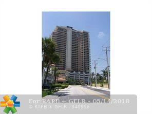 100 S Birch Rd 2705D, Fort Lauderdale, FL 33316 (MLS #F10121826) :: Green Realty Properties