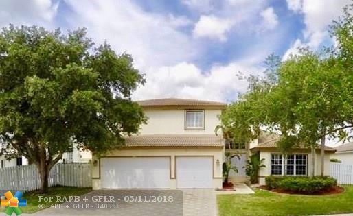 827 NW 131st Ave, Sunrise, FL 33325 (MLS #F10122409) :: Green Realty Properties
