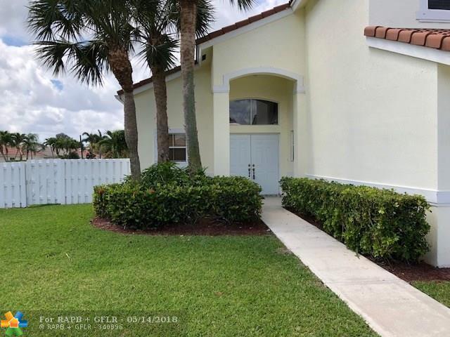 6467 Barton Creek Cir, Lake Worth, FL 33463 (MLS #F10122798) :: Green Realty Properties