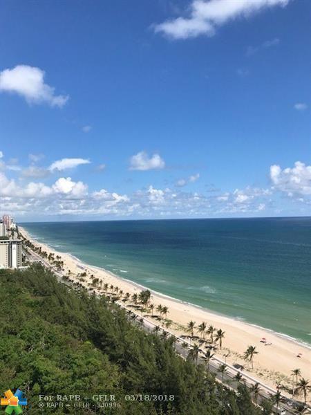 701 N Fort Lauderdale Beach Blvd Pha1, Fort Lauderdale, FL 33304 (MLS #F10122897) :: Green Realty Properties