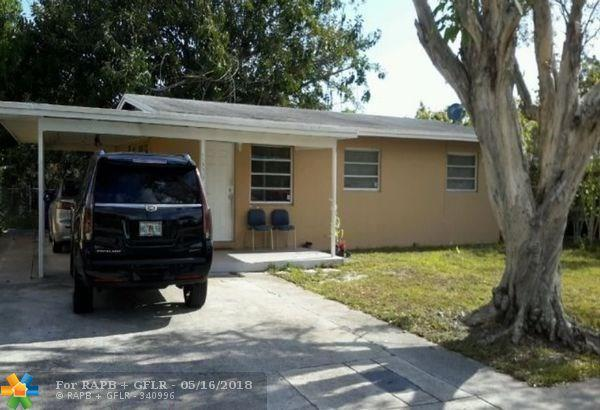1635 NW 15th Ter, Fort Lauderdale, FL 33311 (MLS #F10123304) :: Green Realty Properties