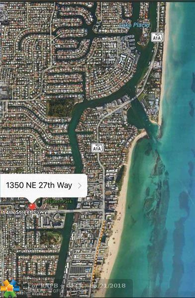 1350 NE 27th Way, Pompano Beach, FL 33062 (MLS #F10123515) :: The O'Flaherty Team