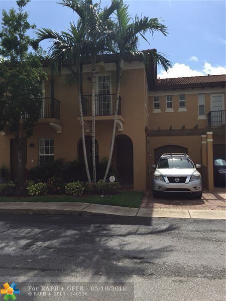 6984 Julia Gardens Dr, Coconut Creek, FL 33073 (MLS #F10123593) :: The Dixon Group