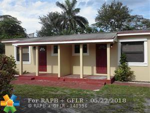 1728 NW 7TH AVE, Fort Lauderdale, FL 33311 (MLS #F10123977) :: Laurie Finkelstein Reader Team