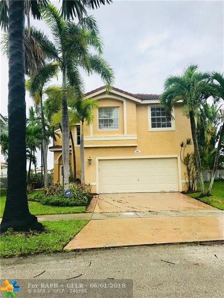 1828 SW 175th Ave, Miramar, FL 33029 (MLS #F10124069) :: Green Realty Properties