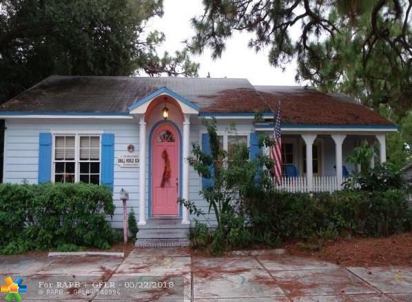 1500 NE 4th Pl, Fort Lauderdale, FL 33301 (MLS #F10124138) :: Green Realty Properties