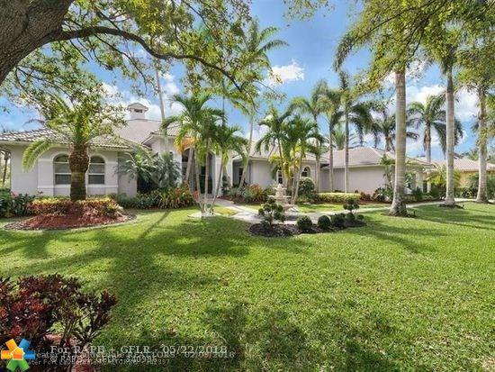 11898 W Ridgeview Dr, Davie, FL 33330 (MLS #F10124146) :: United Realty Group