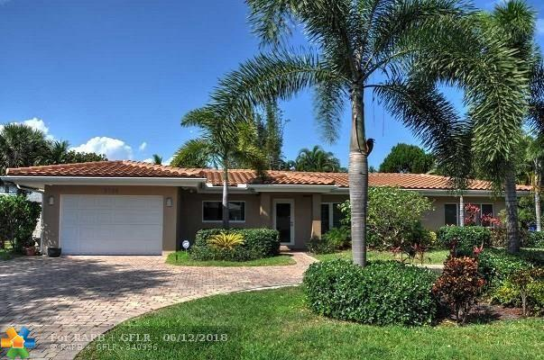 2725 NE 27th St, Fort Lauderdale, FL 33306 (MLS #F10124694) :: Green Realty Properties