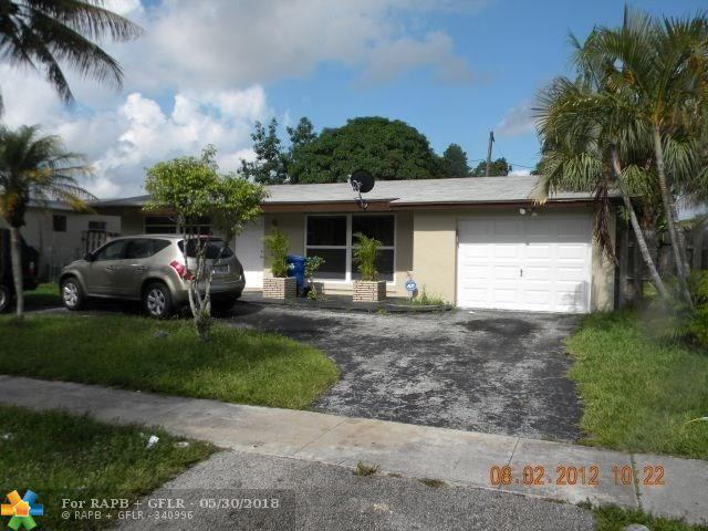 2421 NW 68th Ave, Sunrise, FL 33313 (MLS #F10125196) :: Green Realty Properties
