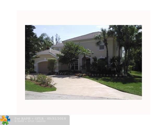 6010 NW 68th Mnr, Parkland, FL 33067 (MLS #F10125287) :: Green Realty Properties
