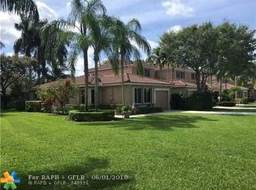 1692 SW 109th Ter #1692, Davie, FL 33324 (MLS #F10125393) :: Green Realty Properties