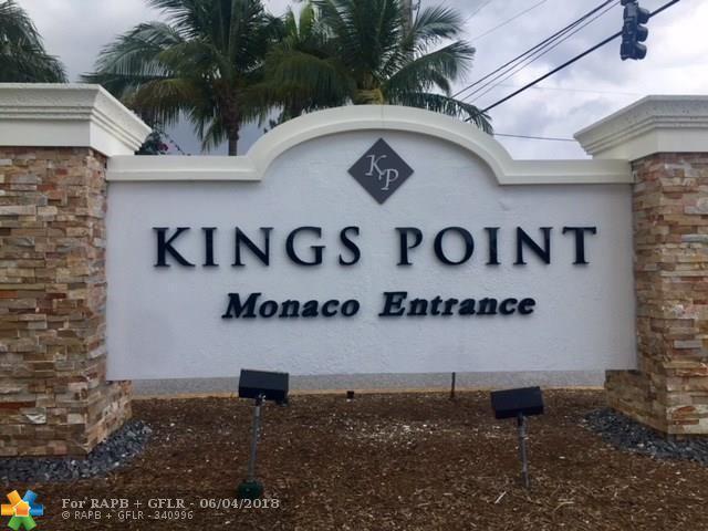 523 Monaco K #523, Delray Beach, FL 33446 (MLS #F10125828) :: Green Realty Properties