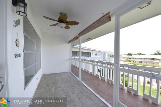600 Pine Dr #308, Pompano Beach, FL 33060 (MLS #F10125862) :: Green Realty Properties