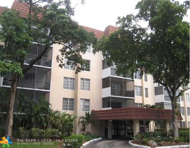 4160 Inverrary Dr #301, Lauderhill, FL 33319 (MLS #F10125943) :: Green Realty Properties
