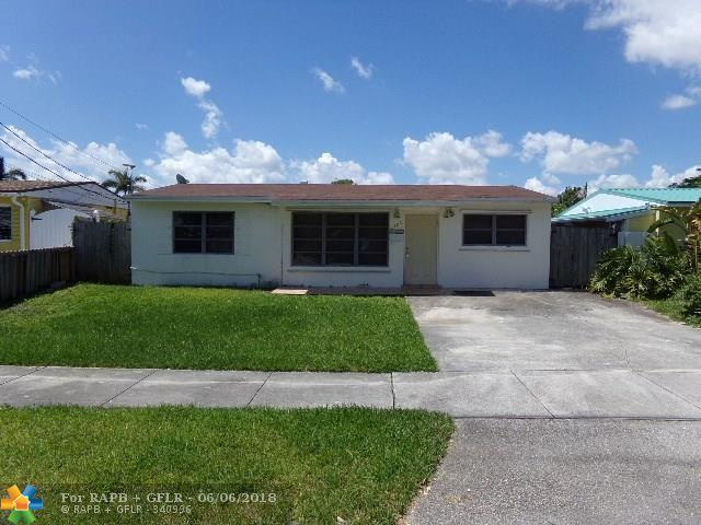 2726 Sherman St, Hollywood, FL 33020 (MLS #F10125969) :: Green Realty Properties