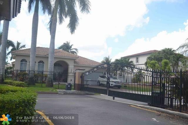 13213 SW 21st St, Miramar, FL 33027 (MLS #F10126212) :: Green Realty Properties