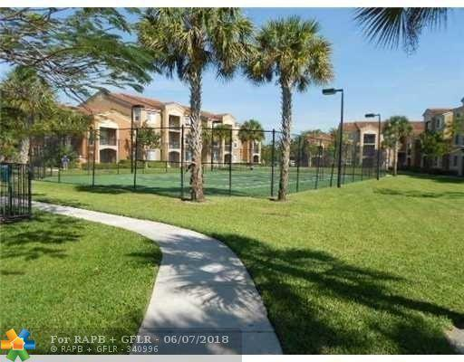 7950 Nob Hill Rd #201, Tamarac, FL 33321 (MLS #F10126356) :: Green Realty Properties