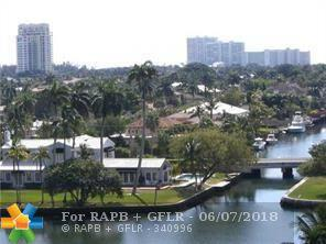 340 Sunset Dr #801, Fort Lauderdale, FL 33301 (MLS #F10126485) :: Green Realty Properties