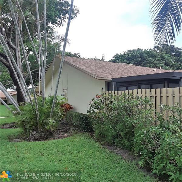 777 NW 29th Ave A, Delray Beach, FL 33445 (MLS #F10126796) :: Green Realty Properties