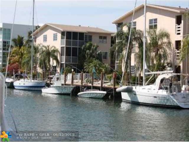 1510 SE 15th St #205, Fort Lauderdale, FL 33316 (MLS #F10127164) :: Green Realty Properties