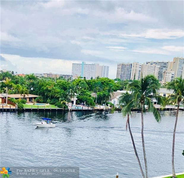 3100 NE 49th St #505, Fort Lauderdale, FL 33308 (MLS #F10127218) :: Green Realty Properties