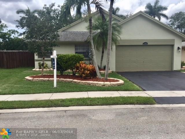 3085 NW 123rd Terrace, Sunrise, FL 33323 (MLS #F10127264) :: Green Realty Properties