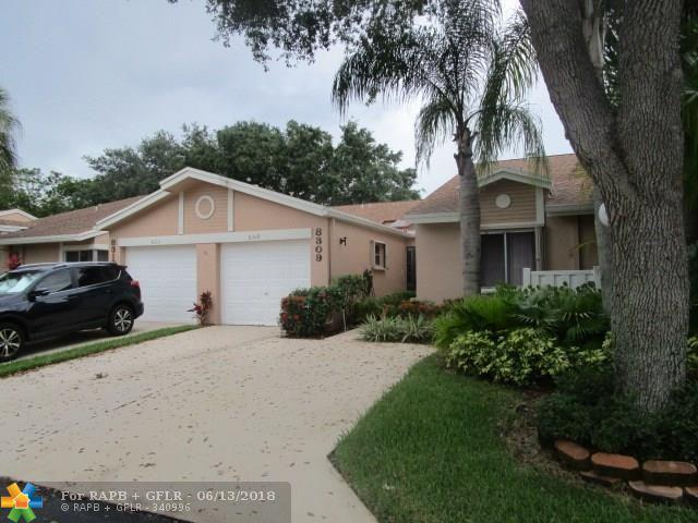 8309 Springtree Rd F, Boca Raton, FL 33496 (MLS #F10127295) :: Green Realty Properties