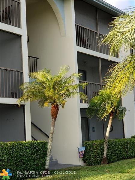 1108 Green Pine Blvd F3, West Palm Beach, FL 33409 (MLS #F10127381) :: Green Realty Properties