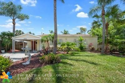 1808 SW 10th Ave, Fort Lauderdale, FL 33315 (MLS #F10127930) :: Green Realty Properties