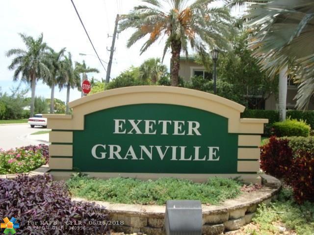 7476 Granville Dr #405, Tamarac, FL 33321 (MLS #F10127939) :: Green Realty Properties