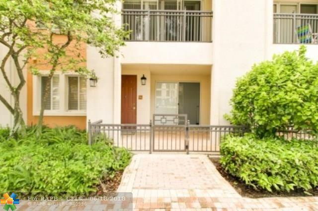 2901 NW 126th Ave #104, Sunrise, FL 33323 (MLS #F10127981) :: Green Realty Properties
