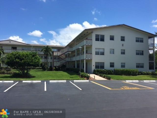 313 Preston H #313, Boca Raton, FL 33434 (MLS #F10128055) :: Green Realty Properties