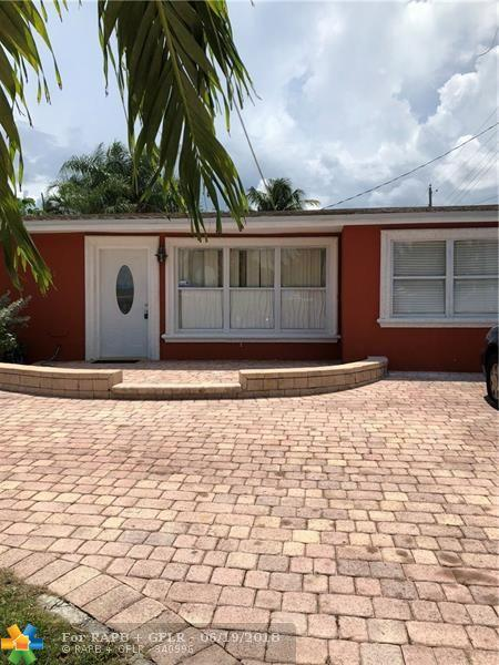 4221 NE 11th Ter, Pompano Beach, FL 33064 (MLS #F10128098) :: Green Realty Properties